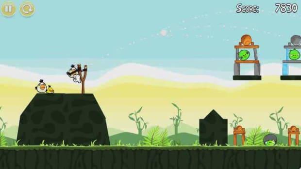 R. Angry Birds Level 2-18 Walkthrough Promo Image