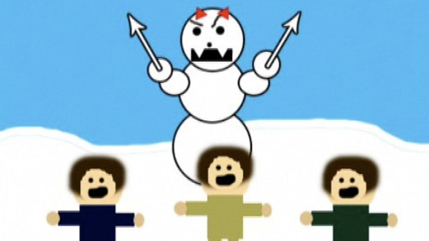 C. How to Make a Snowman Promo Image