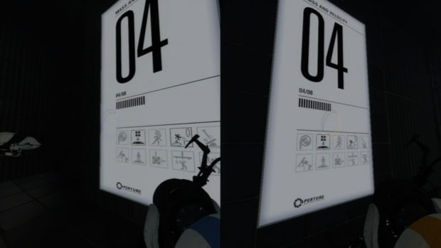 ZZR. Portal 2 Co-op Walkthrough / Course 2 - Part 4 - Room 04/08 Promo Image