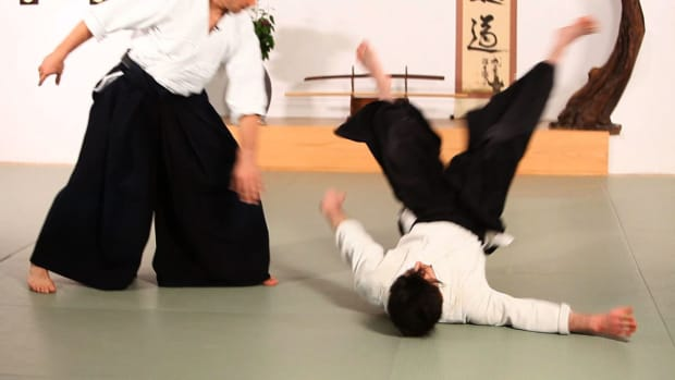 B. How to Do Tai Sabaki in Aikido Promo Image