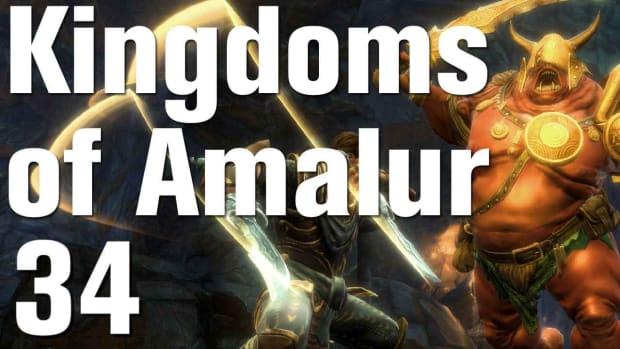 ZH. Kingdoms of Amalur: Reckoning Walkthrough Part 34 - Pride Before A Fall Promo Image