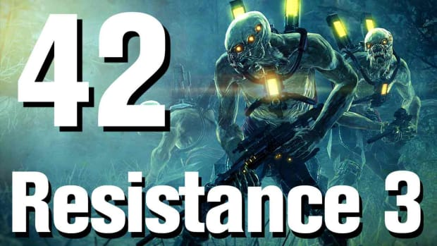 ZP. Resistance 3 Walkthrough Part 42: Sabotage Promo Image