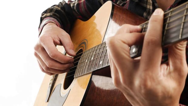 L. Fingerstyle Guitar Exercises for Speed Promo Image