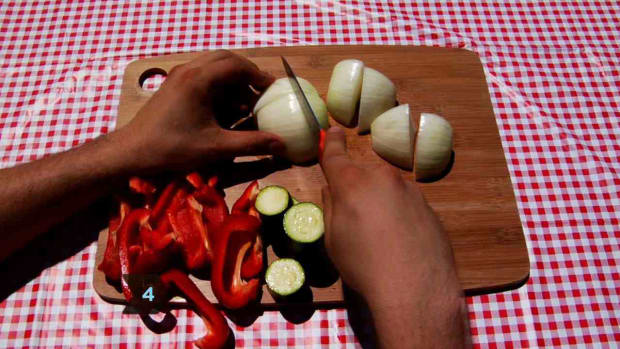 ZE. How to Cook Seven Simple Recipes over a Campfire Promo Image