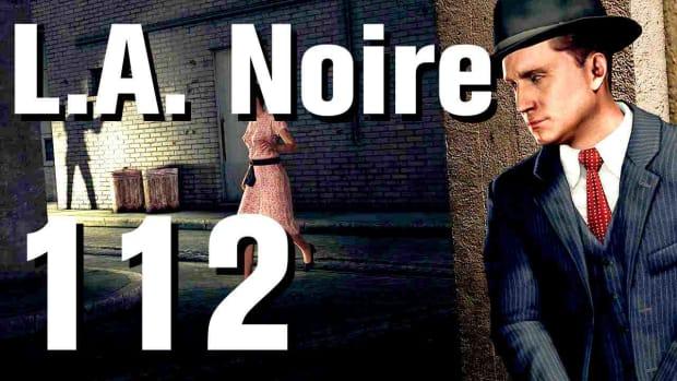 """ZZZZH. L.A. Noire Walkthrough Part 112: """"House Of Sticks"""" (3 of 5) Promo Image"""