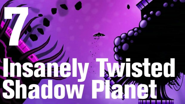 G. Insanely Twisted Shadow Planet Walkthrough: Organic Part 5 Promo Image