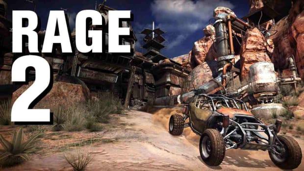 B. RAGE Walkthrough Part 2 - Quell the Bandit Threat Promo Image