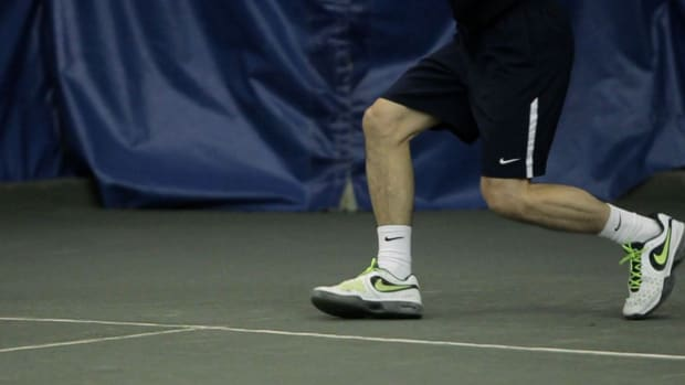 B. How to Improve Tennis Footwork Promo Image