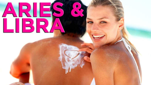 ZE. Are Aries & Libra Compatible? Promo Image