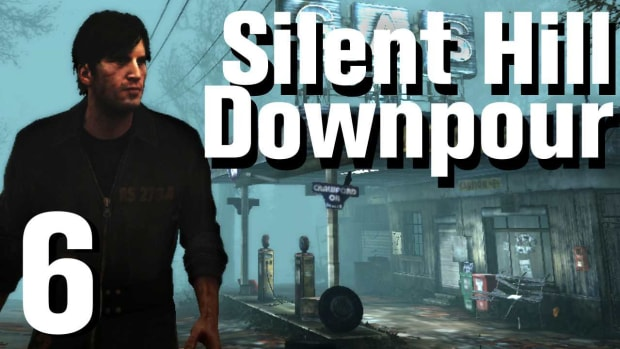 F. Silent Hill Downpour Walkthrough Part 6 - Change Clothes Promo Image