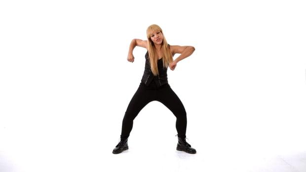 ZH. Learn How to Dance like Ciara Promo Image