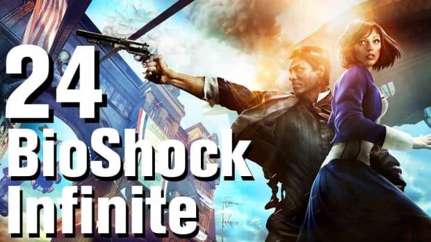 X. BioShock Infinite Walkthrough Part 4 Promo Image