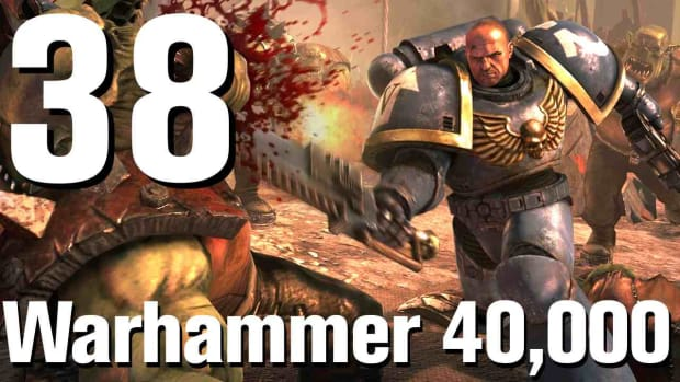 ZK. Warhammer 40K Space Marine Walkthrough Part 38: Waking the Sleeping Giant Promo Image