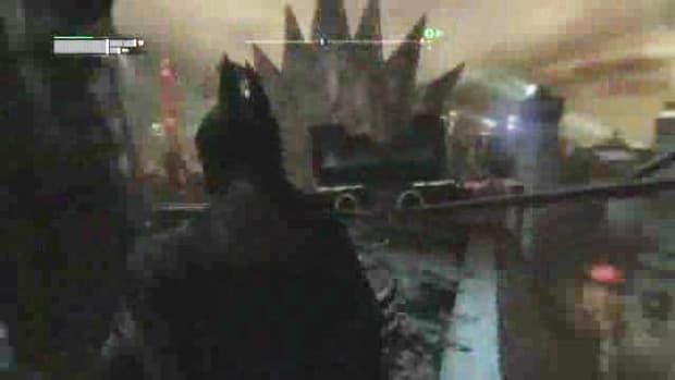 ZM. Batman Arkham City Walkthrough Part 39 - Infiltrate the Steel Mill Promo Image
