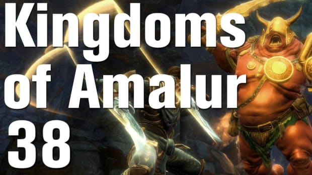 ZL. Kingdoms of Amalur: Reckoning Walkthrough Part 38 - Cur of Vengeance Promo Image