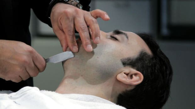 N. How to Use a Straight Razor Promo Image