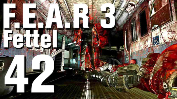 ZP. F.E.A.R. 3 Fettel Walkthrough Part 42: Ward (2 of 3) Promo Image