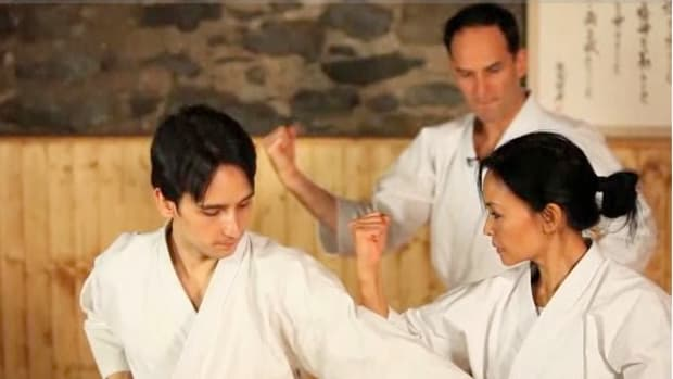 X. What Are Karate Classes Like? Promo Image