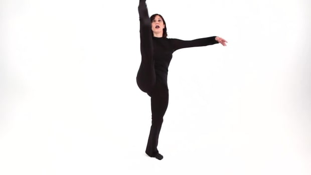 N. How to Do Battement Exercises to Improve Jazz Dance Moves Promo Image