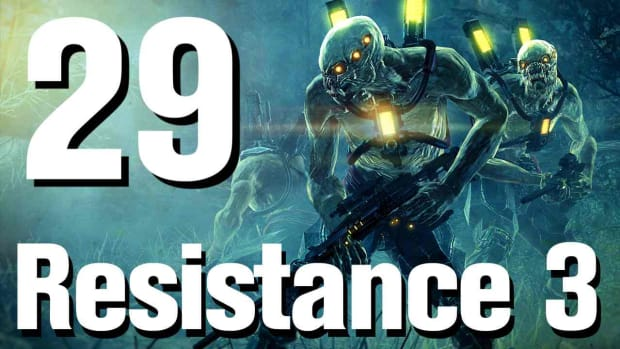 ZC. Resistance 3 Walkthrough Part 29: To the Lions Promo Image