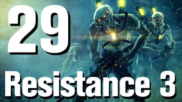 ZC. Resistance 3 Walkthrough Part 29: To the Lions Promo Image