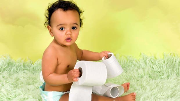 ZR. How to Deal with a Child Who Is Scared of the Toilet Promo Image