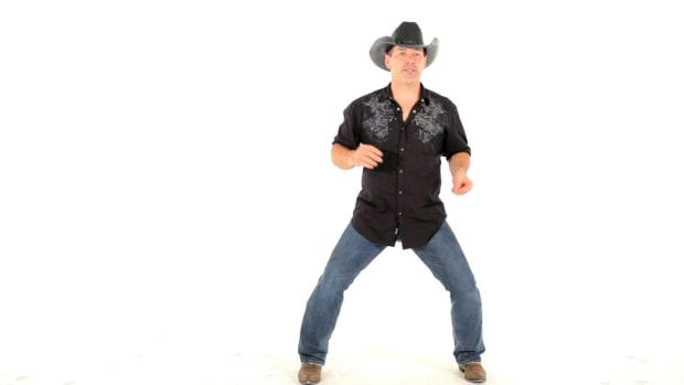 ZB. How to Do the Sleazy Slide Line Dance Promo Image