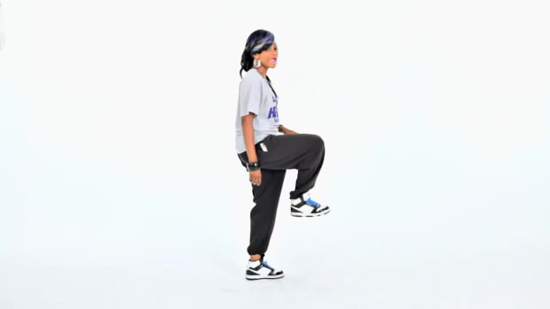 N. How to Do the Running Man at the Club Promo Image