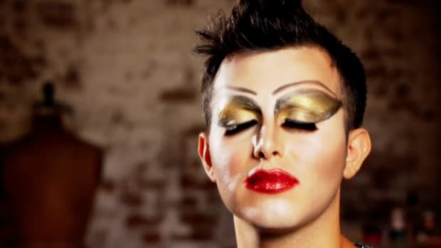 E. How to Use Concealer & Highlighter for Drag Queen Makeup Promo Image