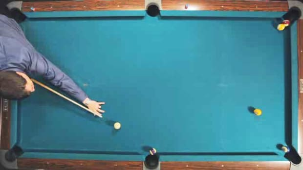 Q. How to Make a Carom Shot in Pool Promo Image