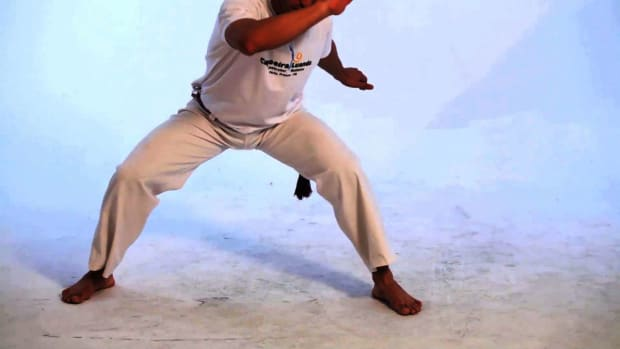 A. How to Do the Ginga in Capoeira Promo Image