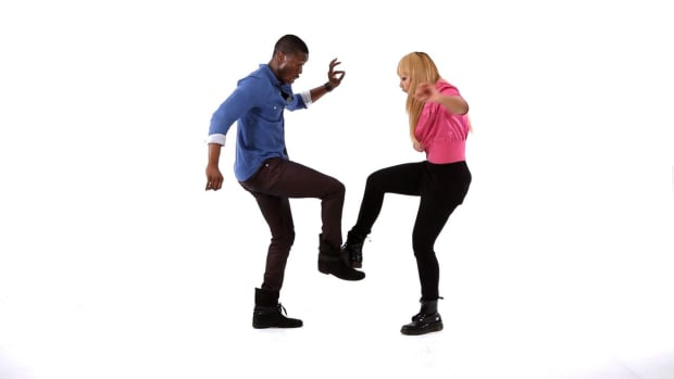 ZN. How to Do Old School Dance Party Moves Promo Image