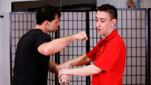 V. How to Do a Lap Sau aka Grabbing Hand in Wing Chun Promo Image