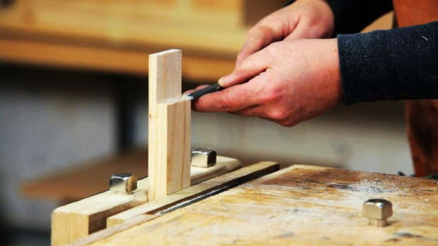H. How to Use a Wood Chisel for Woodworking Promo Image