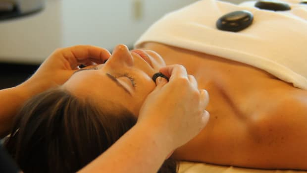 I. Hot Stone Massage Therapy vs. Deep Tissue Massage Promo Image