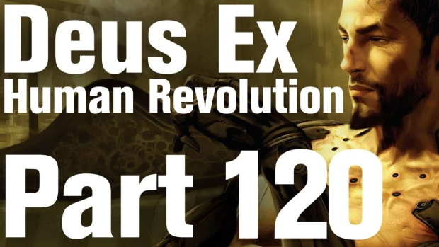 ZZZZP. Deus Ex: Human Revolution Walkthrough - Corporate Warfare (1 of 2) Promo Image