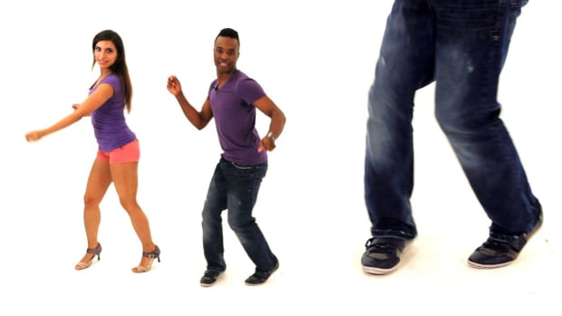ZR. How to Put Together a Bachata Dance Routine Promo Image
