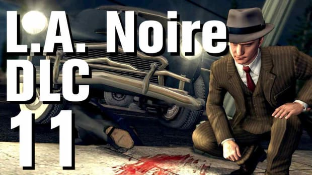 "K. L.A. Noire Walkthrough: ""The Naked City"" (11 of 11) Promo Image"