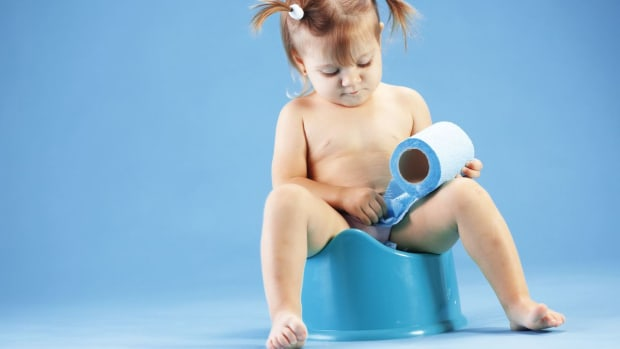 C. How to Get Started Toilet Training Promo Image