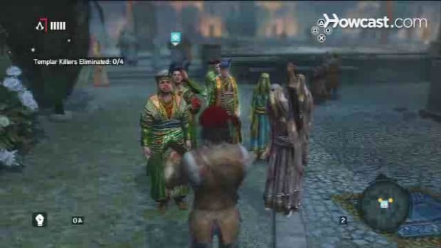ZB. Assassin's Creed Revelations Walkthrough Part 28 - The Prince's Banquet Promo Image