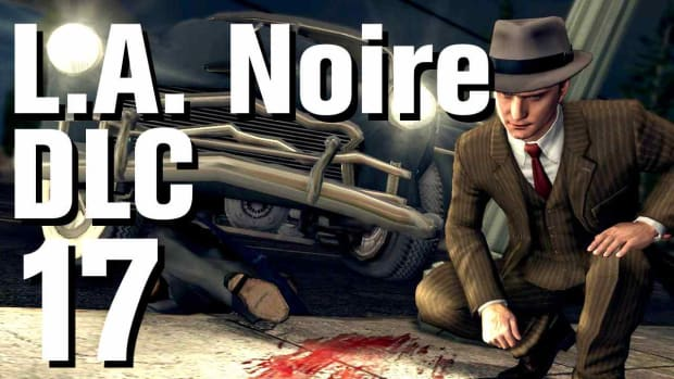"Q. L.A. Noire Walkthrough: ""Slip of the Tongue"" (1 of 5) Promo Image"