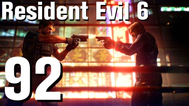 ZZZN. Resident Evil 6 Walkthrough Part 92 - Chapter 15 Promo Image