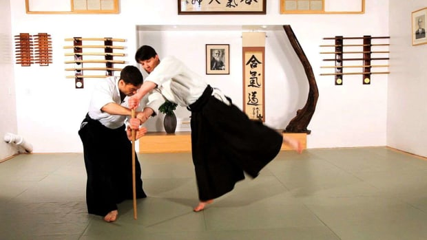 ZC. How to Do Tachi Tori in Aikido Promo Image