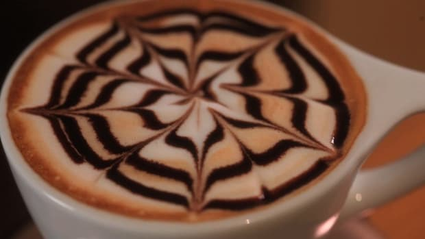 Y. How to Etch Spirals in Latte Art Promo Image