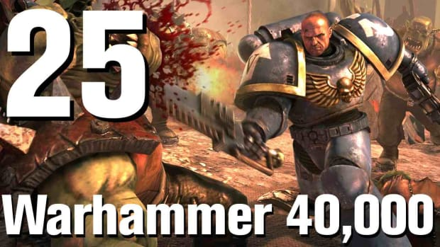X. Warhammer 40K Space Marine Walkthrough Part 25: The Weapon Promo Image