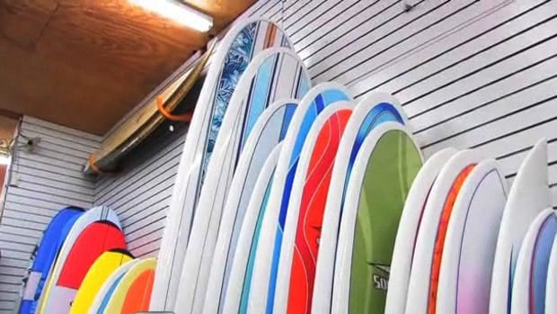 B. How to Buy Your First Surfboard Promo Image