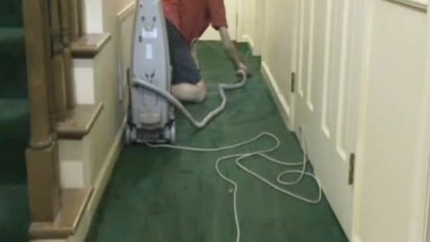 H. How to Deep Clean Your Carpet Promo Image