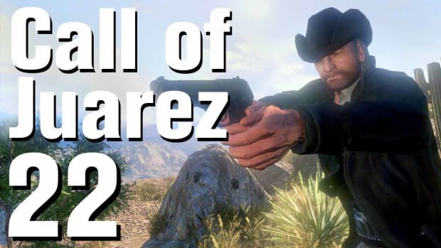 V. Call of Juarez The Cartel Walkthrough: Chapter 6 (3 of 3) Promo Image