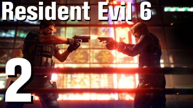 B. Resident Evil 6 Walkthrough Part 2 - Introduction Promo Image