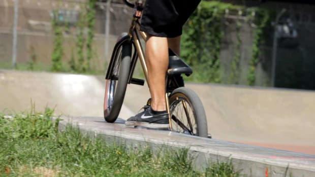 F. How to Do Pedal Grind or Sprocket Grind on a BMX Promo Image